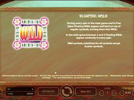 Wild в онлайн слоте At the Movies
